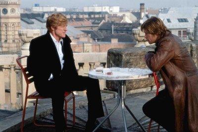 Kémjátszma - Robert Redford és Brad Pitt