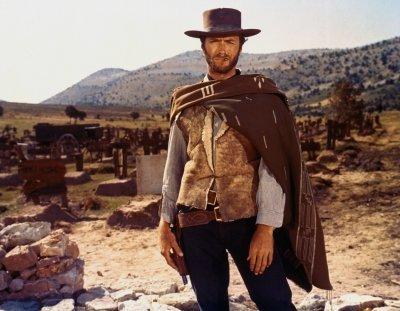 A Jó, a Rossz és a Csúf - Clint Eastwood