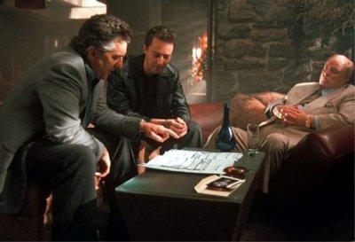 A szajré - Robert De Niro, Edward Norton és Marlon Brando