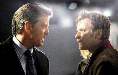 Szellemíró - Pierce Brosnan és Ewan McGregor