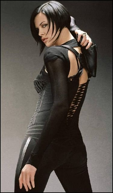 aeon flux - charlize theron