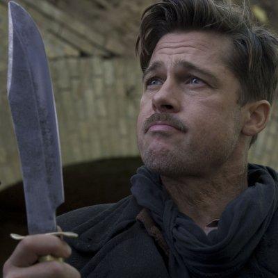Becstelen Brigantyk - Brad Pitt
