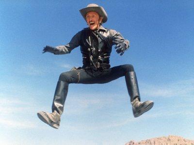 Kaktusz Jack - Kirk Douglas