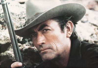 Mackenna aranya - Gregory Peck