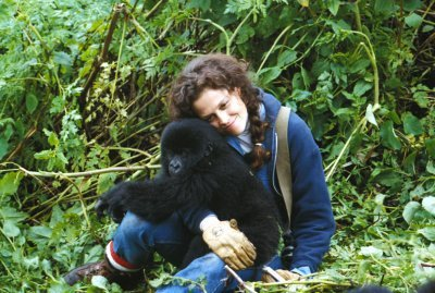gorillák a ködben - sigourney weaver