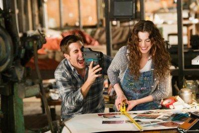 Szerelem és más drogok - Jake Gyllenhaal és Anne Hathaway