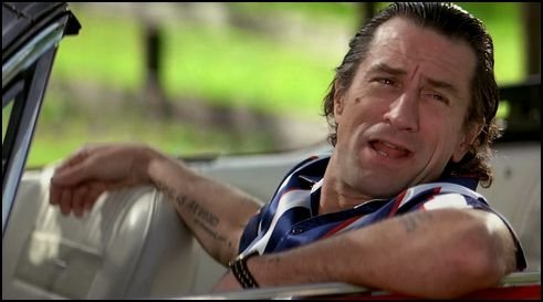 cape fear - robert de niro