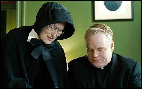 Kétely - Meryl Streep és Philip Seymour Hoffman