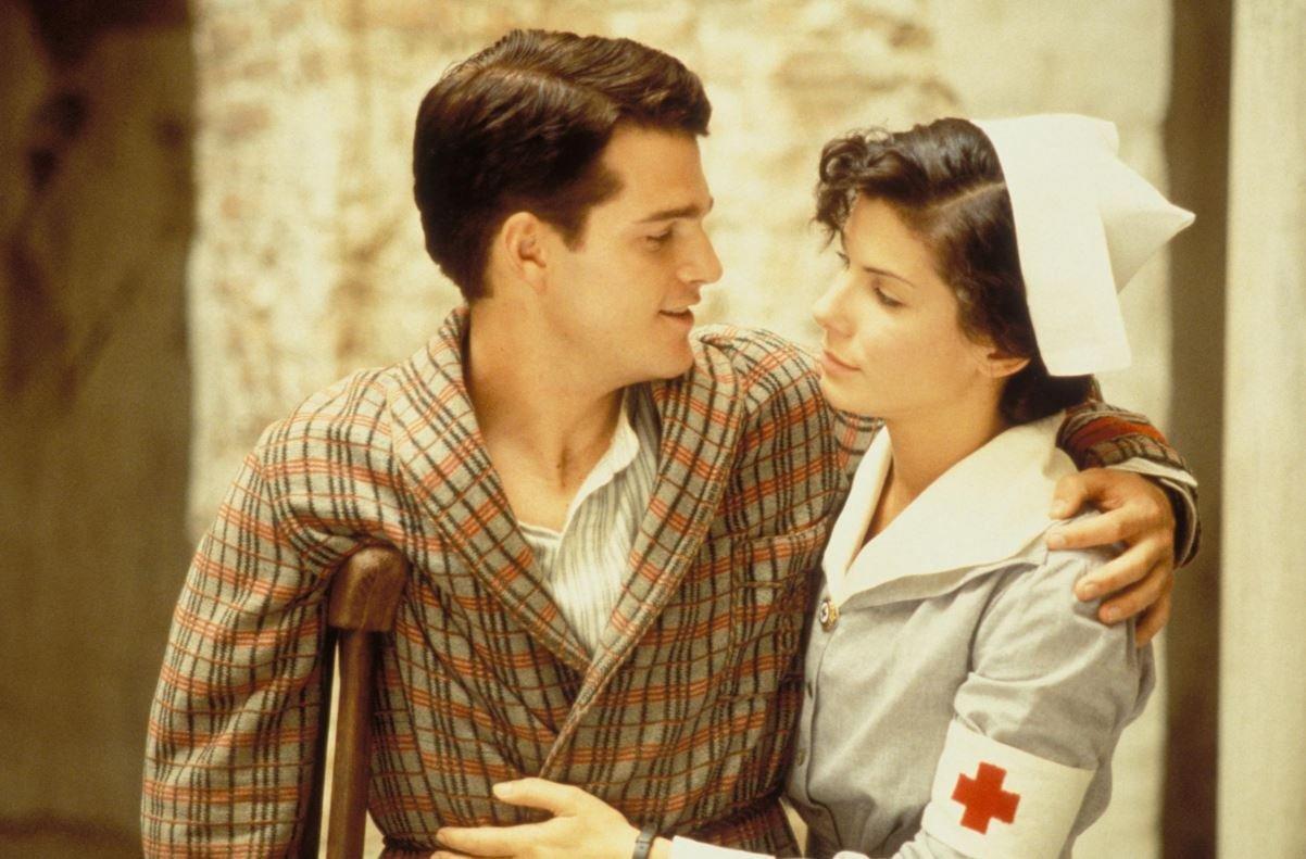 szerelemben, háborúban - chris o'donnell és sandra bullock
